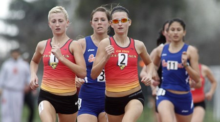 Foldager sisters running well for Alaskan pride in California